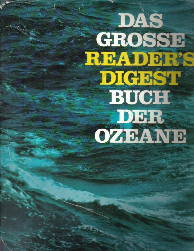 Das Grosse Reader's Digest Buch der Ozeane (9783870700584) by Reader's Digest