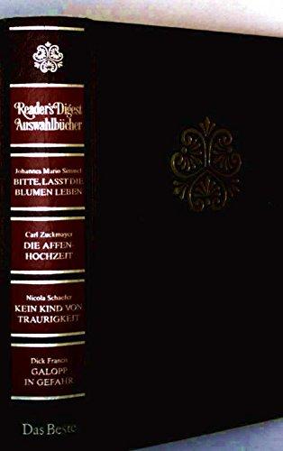 Reader s Digest Auswahlbücher. Enthält: Johannes Mario