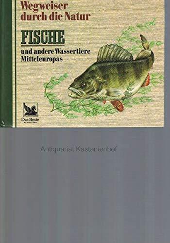 9783870702649: Fische und andere Wassertiere Mitteleuropas