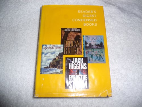 9783870704308: Reader's Digest Condensed Books, Vol. 5: The Pelican Brief / Treasures / Eye of the Storm / The Island Harp