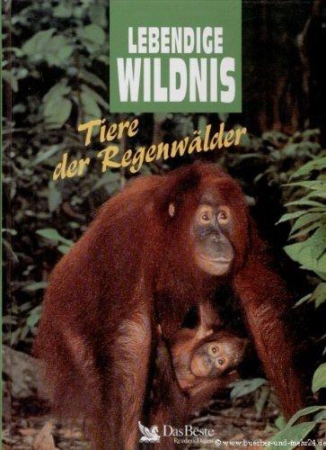 9783870704483: Tiere der Regenwälder