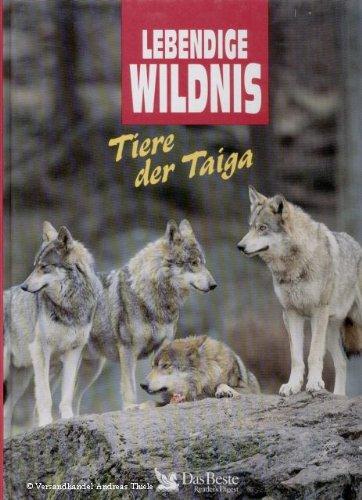 9783870704889: Tiere der Taiga