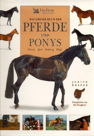 9783870706777: Das grosse Buch der Pferde und Ponys