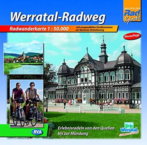 9783870732417: Werratal-Radweg 1 : 50 000. Radwanderkarte