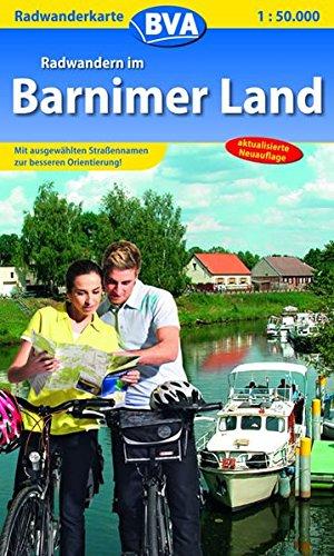 9783870733285: Radwandern im Barnimer Land 1 : 50 000. Radwanderkarte