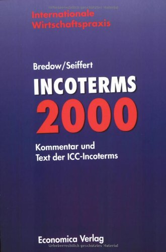 9783870812003: Incoterms 2000.