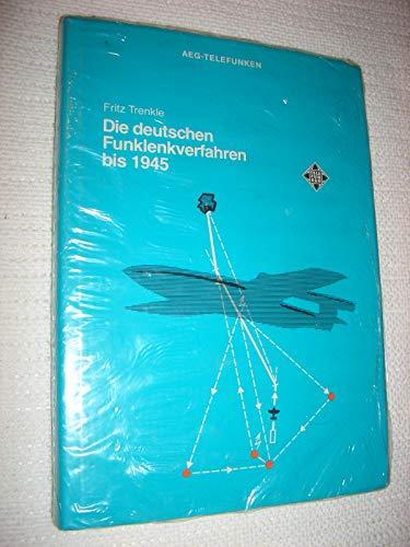 9783870871338: Die deutschen Funklenkverfahren bis 1945
