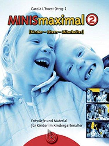 9783870924522: MINISmaximal Paket Band 1-3: Entwürfe und Material für Kinder im Kindergartenalter