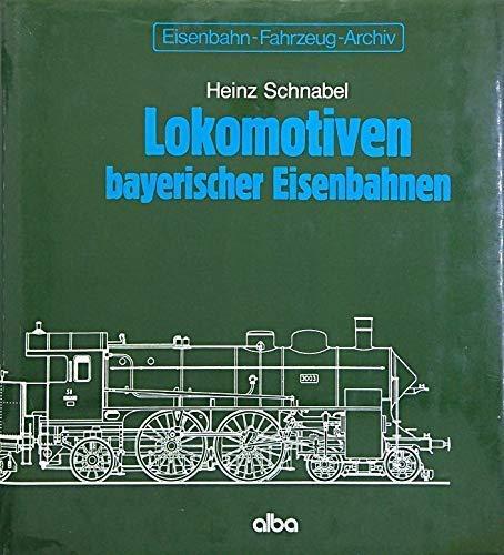 9783870941055: Lokomotiven bayerischer Eisenbahnen