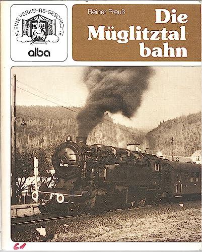 9783870942113: Die Müglitztalbahn