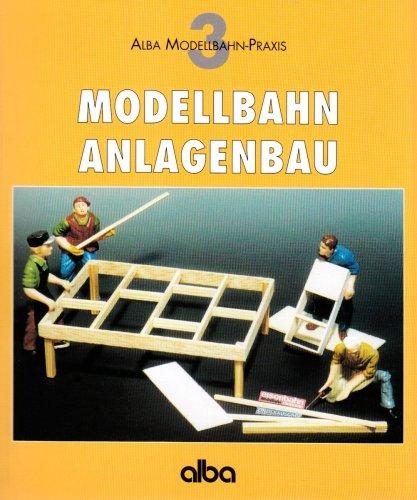 9783870942489: Modellbahn - Anlagenbau