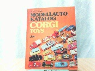9783870944537: Modellauto Katalog Corgi Toys