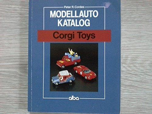 9783870944711: Modellauto-Katalog Corgi-Toys