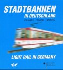9783870946456: Stadtbahnen in Deutschland; Light Rail in Germany