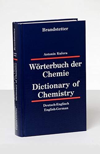 Chemie-Wörterbuch: Antonin Kucera