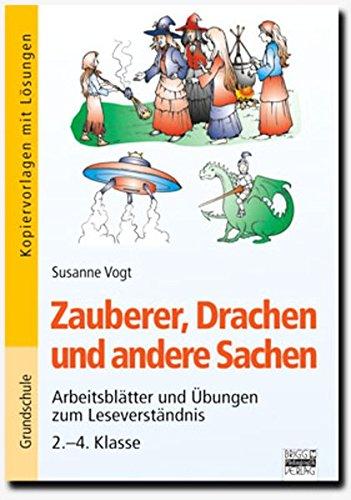 9783871017650: Brigg: Deutsch - Grundschule - Lesen: Zauberer ...