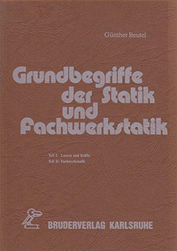 Beutel gunther abebooks for Lasten statik