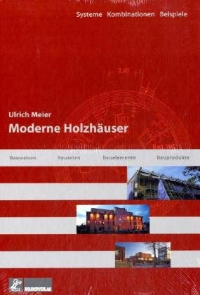 9783871041402: Moderne Holzhäuser