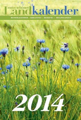 9783871150227: Mein schönes Landkalender 2014