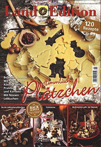 9783871150692: Land Edition Nr. 6/15 - Himmlische Pl�tzchen