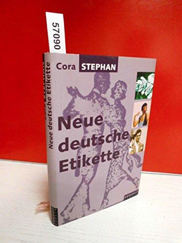9783871342172: Neue deutsche Etikette