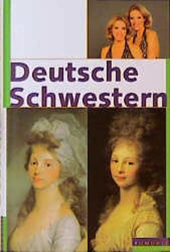 Deutsche Schwestern. Vierzehn biographische Porträts. - Raabe, Katharina (Hrsg.)