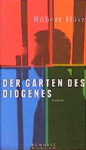 9783871343445: Der Garten des Diogenes. Roman