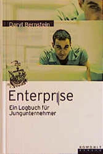 enterprise Ein Logbuch fur Jungunternehmer: Daryl Bernstein