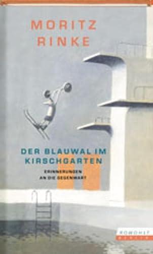 9783871344367: Der Blauwal im Kirschgarten