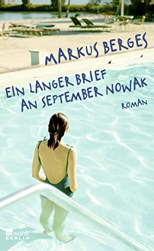 9783871346569: Ein langer Brief an September Nowak