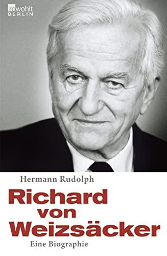 9783871346675: Richard von Weizsäcker