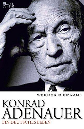 9783871347276: Konrad Adenauer: Ein deutsches Leben