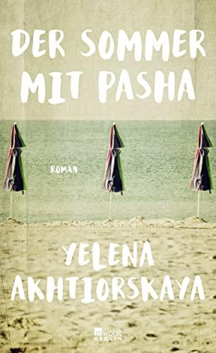 9783871348198: Der Sommer mit Pasha