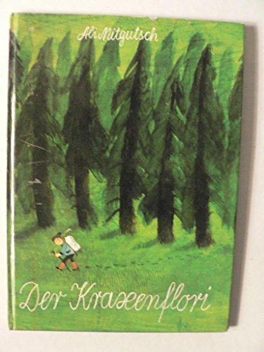 9783871376566: Der Kraxenflori.
