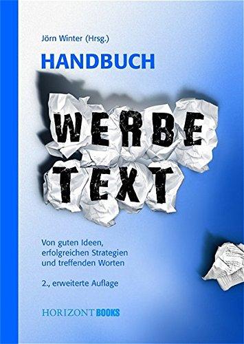 9783871508691: Handbuch Werbetext.