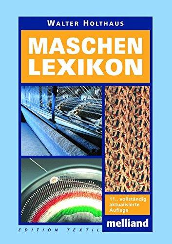 Maschen Lexikon: Walter Holthaus