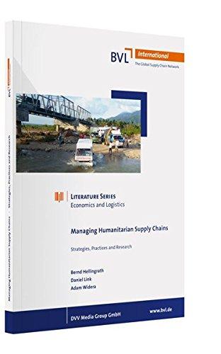 Managing Humanitarian Supply chains: Bernd Hellingrath