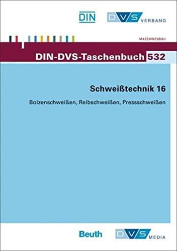 DIN DVS Taschenbuch 532