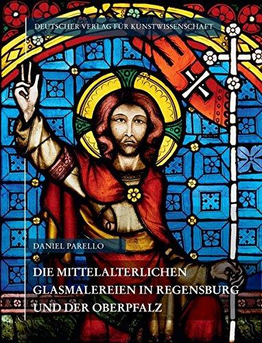 9783871572401: Corpus Vitrearum medii Aevi Deutschland / Die mittelalterlichen Glasmalereien in Regensburg und der Oberpfalz: Ohne Regensburger Dom
