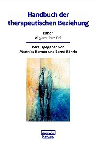 9783871590801: Handbuch der therapeutischen Beziehung 1+2: Gesamtwerk