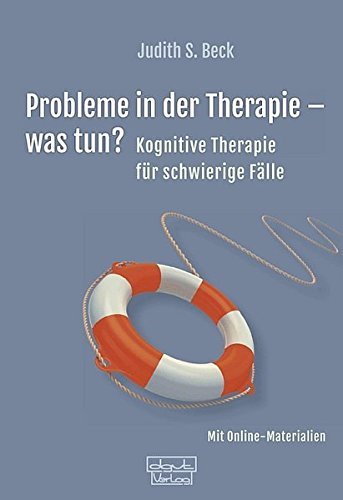 9783871592898: Probleme in der Therapie - was tun?