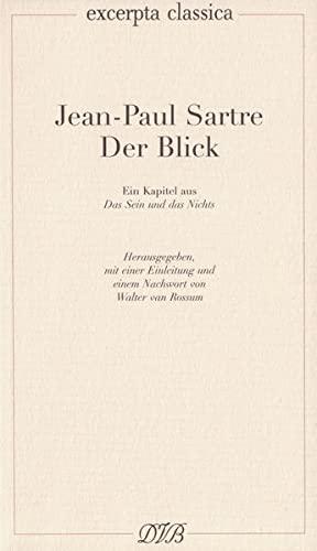 9783871620126: Das Sein Und Das Nichts (German Edition)