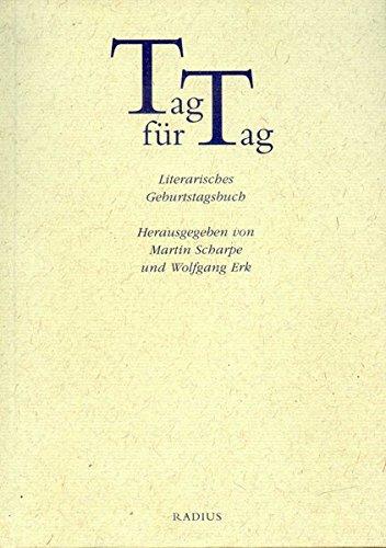 9783871733420: Tag für Tag: Literarisches Geburtstagsbuch