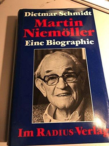 Beispielbild für Martin Niemöller : e. Biographie. zum Verkauf von Versandantiquariat Felix Mücke