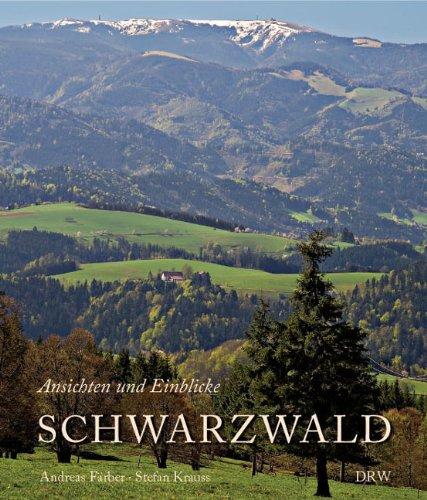 9783871810596: Schwarzwald - Ansichten und Einblicke