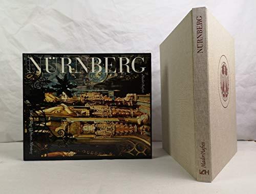 9783871910487: Nürnberg, Bilder einer Stadt