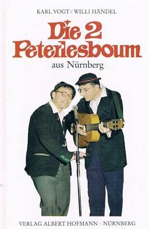 Die 2 Peterlesboum aus Nürnberg (Livre en: Karl Vogt