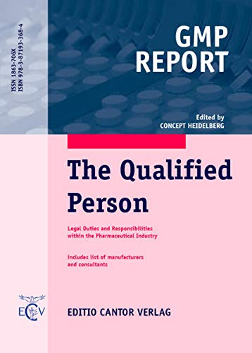 The Qualified Person: Concept Heidelberg GmbH