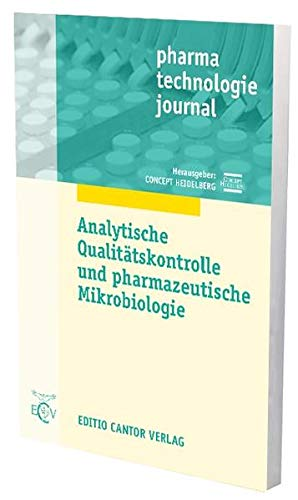 Analytische Qualitätskontrolle und pharmazeutische Mikrobiologie: G. Beckmann