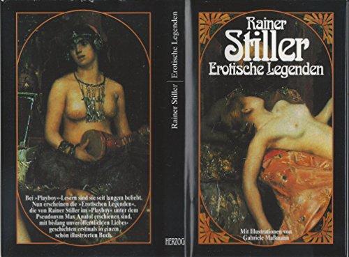 9783872030627: Erotische Legenden (Livre en allemand)